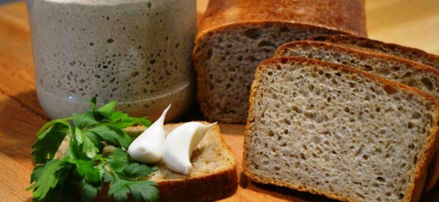 Домашній хліб, рецепт приготування