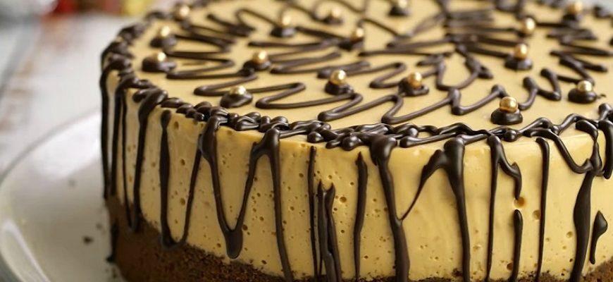 Домашній торт «Насолода» - рецепт