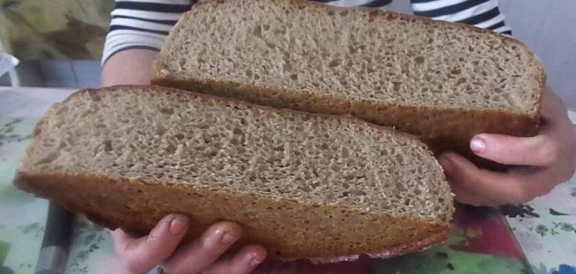 Хліб без дріжджів, рецепт приготування