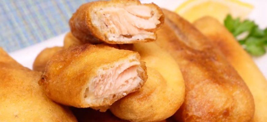 Риба у клярі, рецепт приготування