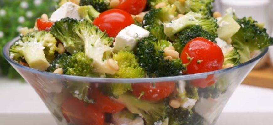 Салат без майонезу, рецепт приготування