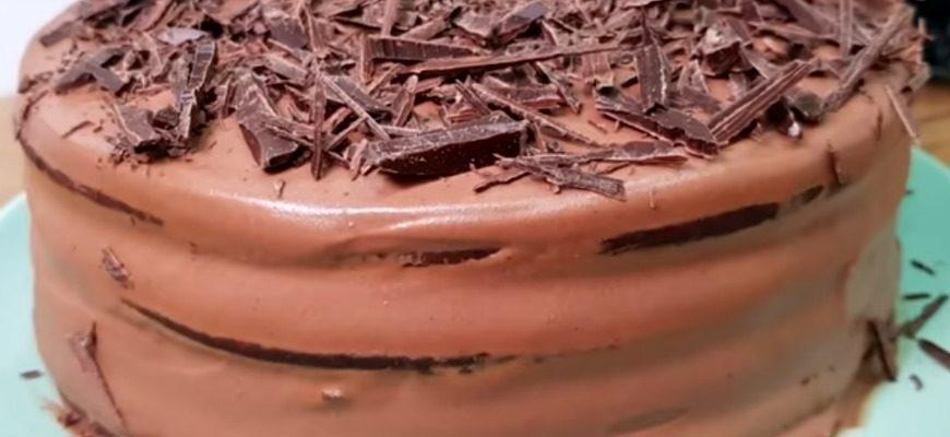 Торт «Лінивий трюфель», рецепт приготування