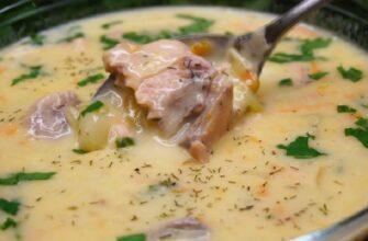«Дивовижний» суп, рецепт приготування