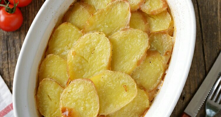 картопля по-угорськи, рецепт приготування