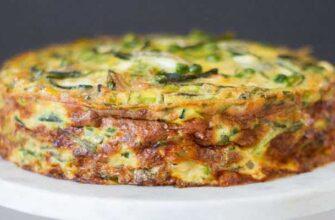 Картопляна фріттата, рецепт приготування