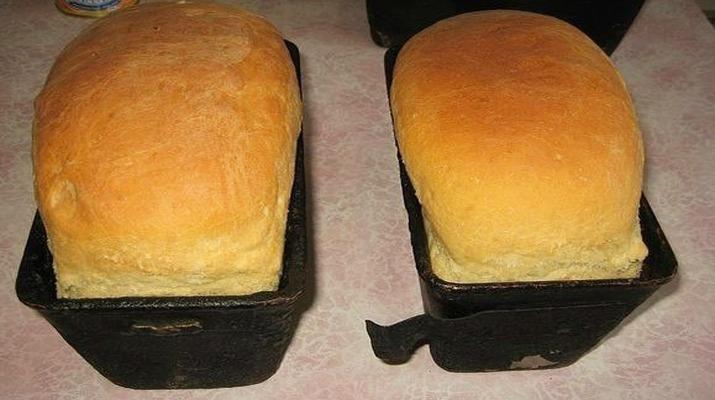 М'який домашній хліб, рецепт приготування