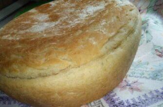 М'який хліб на сковороді, рецепт приготування