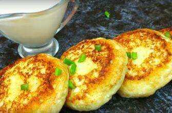 Незвичайні сирники з картоплею, рецепт приготування