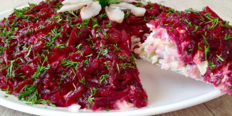 Салат «Норвезький каприз», рецепт приготування