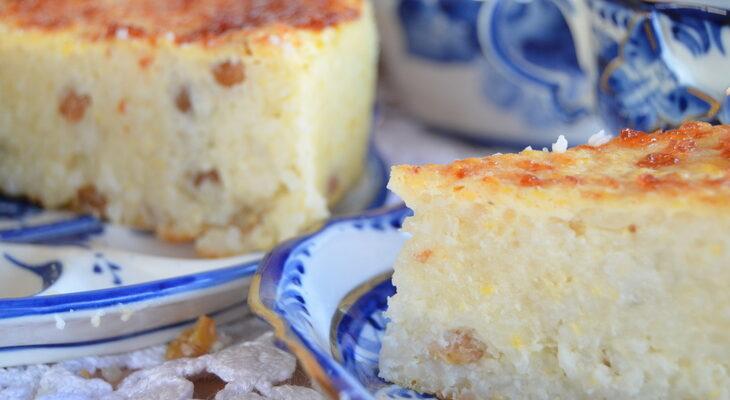 Смачна рисова запіканка - рецепт приготування