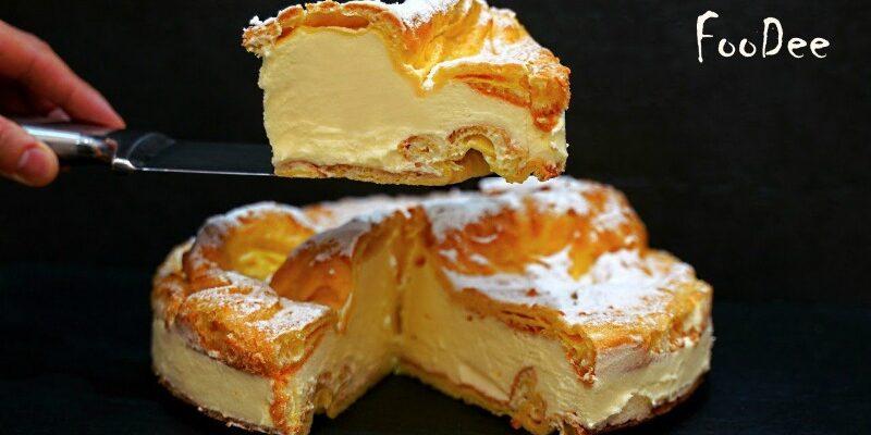Смачний торт Карпатка, рецепт приготування