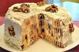 Торт «Трухлявий пень», рецепт приготування