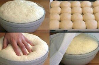 Універсальне дріжджове тісто, рецепт приготування