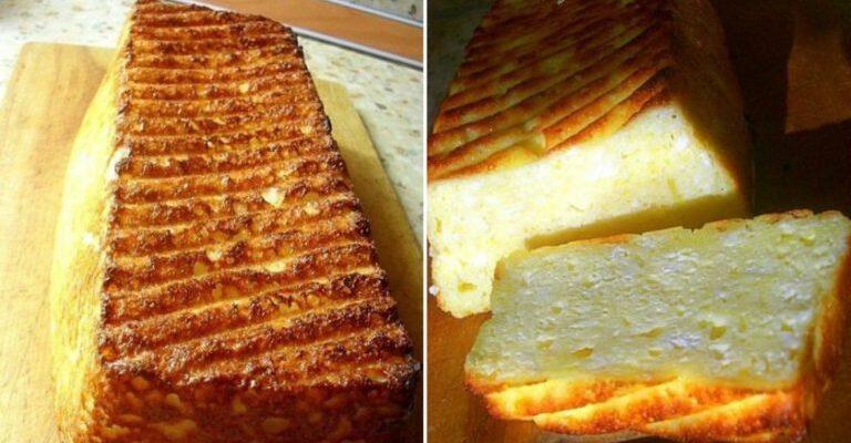 Запіканка з сиру і манки, рецепт приготування