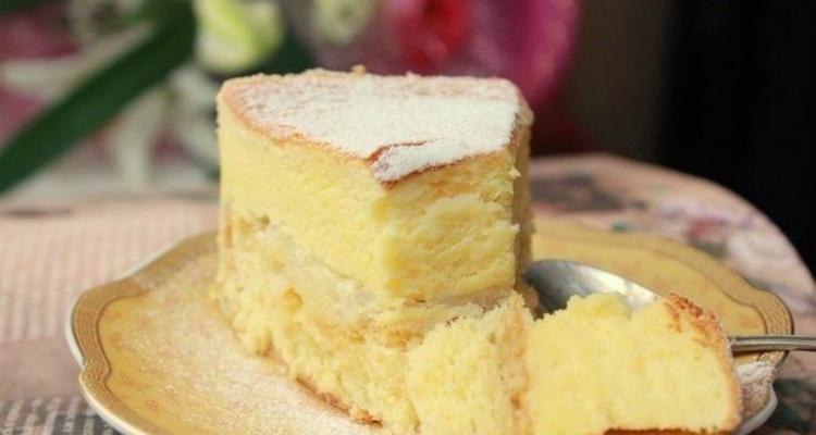 Австрійський сирний торт - рецепт приготування