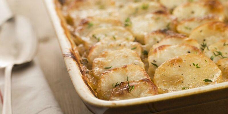 Картопля по-французьки - відмінний рецепт