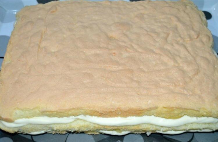 Дивовижне тістечко з білим шоколадом