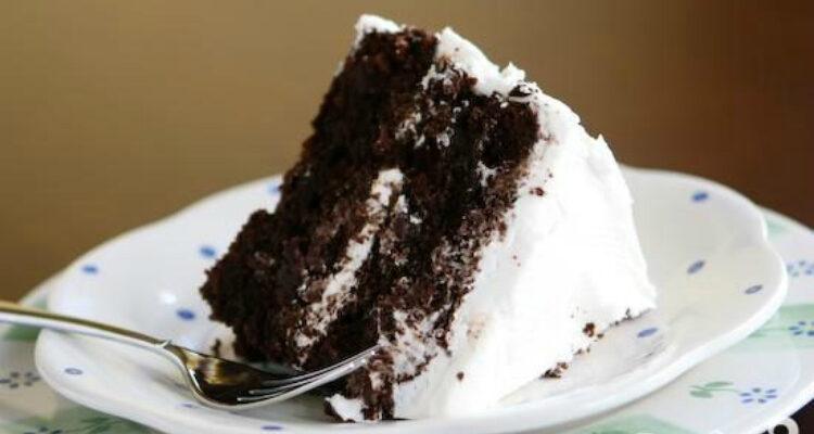 Шоколадний пиріг - рецепт приготування