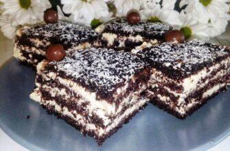 Торт «Арабські казки» - рецепт приготування
