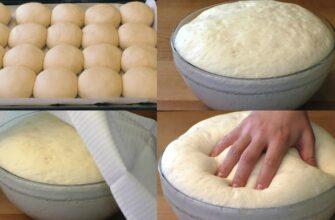 Універсальне дріжджове тісто - детальний рецепт