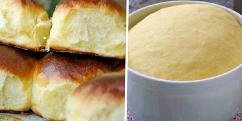 Дуже смачні булочки - рецепт приготування