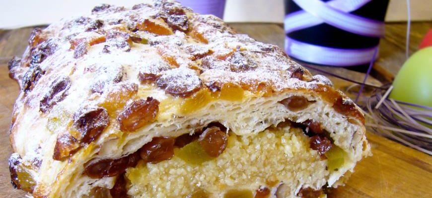 Голландський солодкий хліб - відмінний рецепт випічки