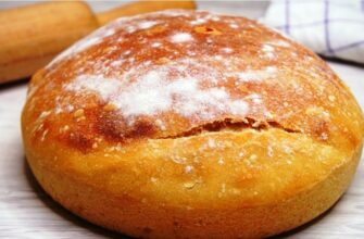 Хліб простого приготування - детальний рецепт