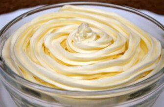 Масляний крем - рецепт приготування
