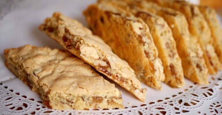 «Мазурка» - рецепт польського печива