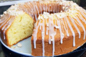 Ніжний і пишний кекс - вдалий рецепт випічки
