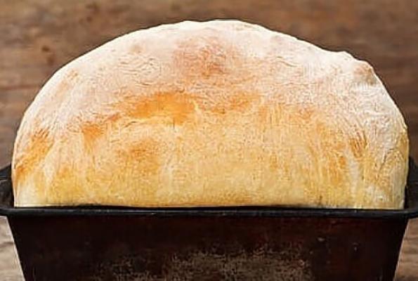 Смачний домашній хліб - рецепт приготування