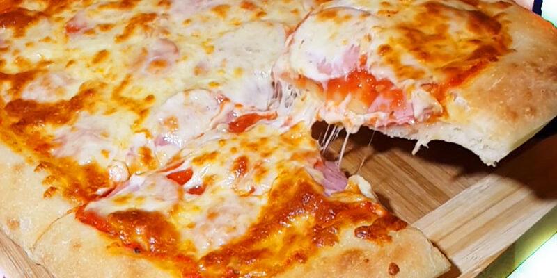 Тісто для піци без замісу - рецепт приготування
