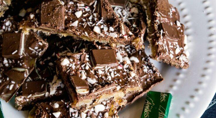 Іриска з шоколадом - рецепт десерту