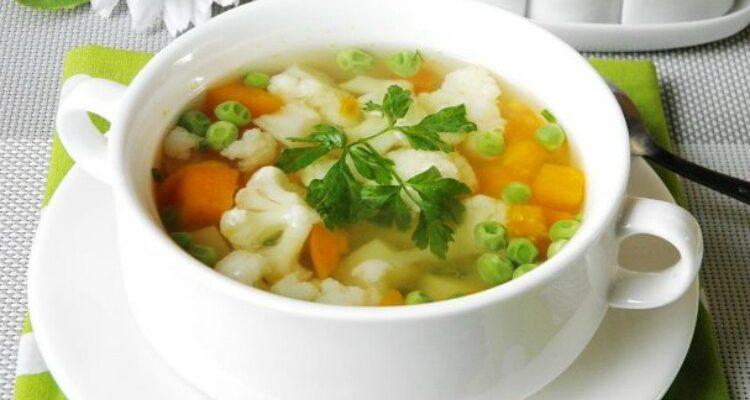 Овочевий суп класичний - відмінний рецепт