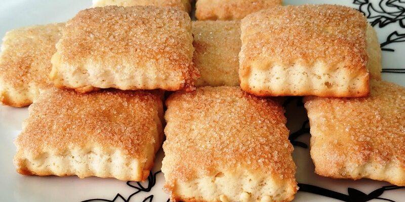 Смачне домашнє печиво - рецепт приготування