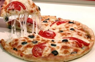 Тісто для смачної піци - рецепт приготування