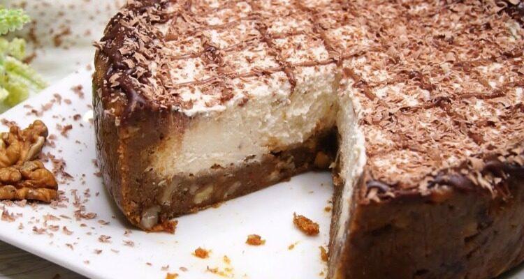 Фірмовий диво торт - рецепт приготування