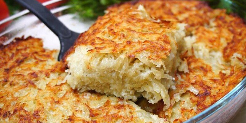 Картопляний «Кугель» - рецепт приготування