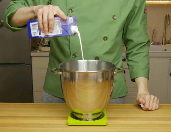 Смачне домашнє морозиво за 10 хвилин з 2-х інгредієнтів