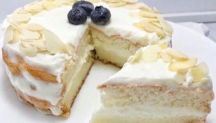 Ніжний торт - рецепт приготування