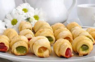 Печиво «В гостях у бабусі» - рецепт приготування