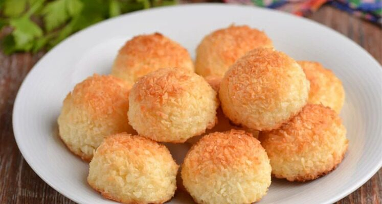 Печиво з 3-х інгредієнтів, рецепт приготування