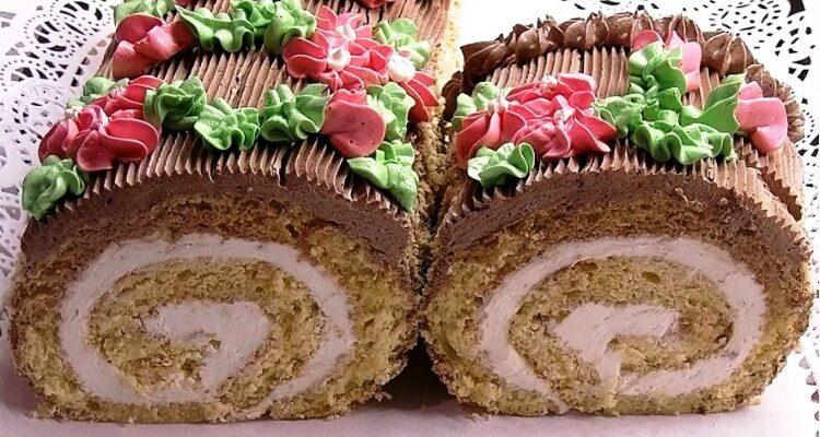 Торт «Казка» - рецепт приготування