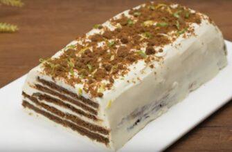 Торт «Захоплення» - рецепт приготування