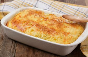 Вечеря з макаронів - рецепт приготування