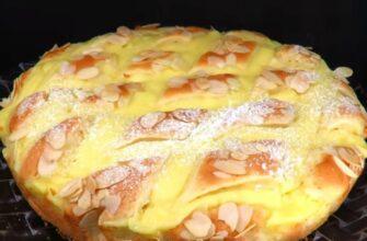 Дуже ніжний пиріг - рецепт