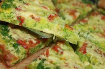 Кабачкова піца на сковороді - рецепт страви