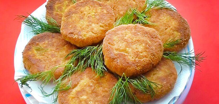 Котлети з кабачків - детальний рецепт