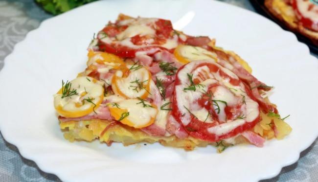 Така піца смачніша звичайної: без борошна, без духовки і всього за 30 хвилин