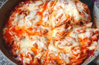Макарони до вечері «Макаретто» - рецепт страви